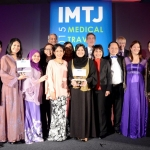Providers from Malaysia walked away with 8 awards in total.